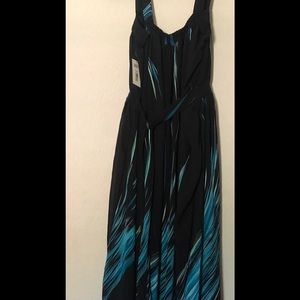Woman's maxi dress